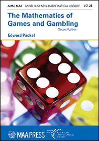 The Mathematics of Games and Gambling: Second Edition cover image
