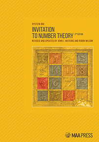 Invitation to Number Theory: Second Edition cover image