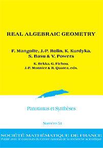 Real Algebraic Geometry cover image