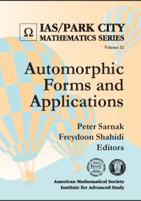 Automorphic Forms and Applications cover image