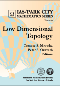 Low Dimensional Topology cover image