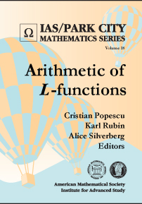 Arithmetic of $L$-functions cover image