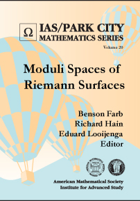 Moduli Spaces of Riemann Surfaces cover image