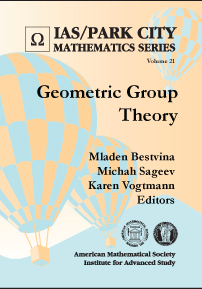 Geometric Group Theory