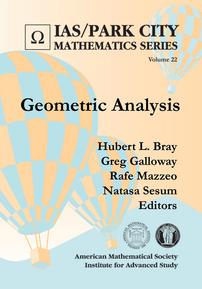 Geometric Analysis cover image