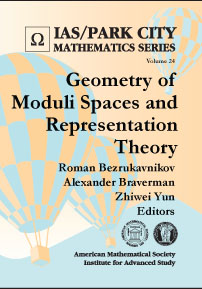 Geometry of Moduli Spaces and Representation Theory cover image