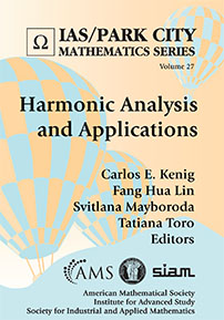 Harmonic Analysis and Applications cover image