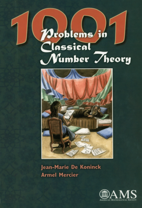 1001 Problems in Classical Number Theory cover image