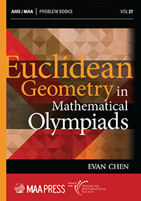 Euclidean Geometry in Mathematical Olympiads cover image