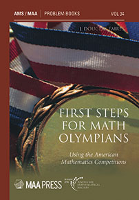 First Steps for Math Olympians: Using the American Mathematics Competitions cover image