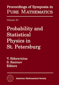 Probability and Statistical Physics in St. Petersburg cover image