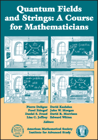 Quantum Fields and Strings: A Course for Mathematicians: Volume 1 cover image