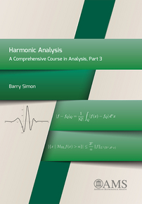 Harmonic Analysis: A Comprehensive Course in Analysis, Part 3 cover image