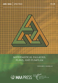 Mathematical Fallacies, Flaws, and Flimflam cover image