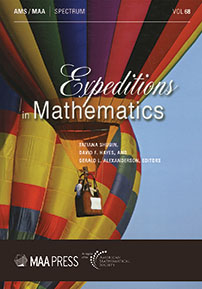 Expeditions in Mathematics cover image