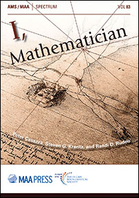 I, Mathematician cover image