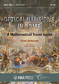 Optical Illusions in Rome: A Mathematical Travel Guide cover image