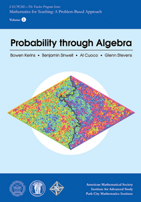 Probability through Algebra cover image