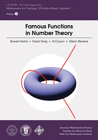 Famous Functions in Number Theory cover image
