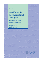 Problems in Mathematical Analysis II
