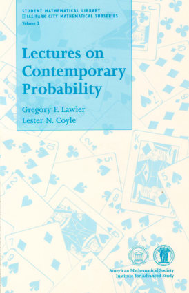 Lectures on Contemporary Probability cover image