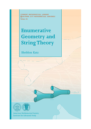 Enumerative Geometry and String Theory cover image