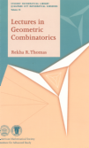 Lectures in Geometric Combinatorics