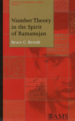 Number Theory in the Spirit of Ramanujan cover image