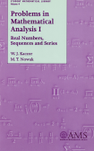 Problems in Mathematical Analysis I
