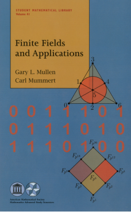Finite Fields and Applications cover image