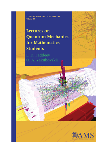 Lectures on Quantum Mechanics for Mathematics Students cover image