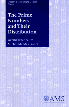 The Prime Numbers and Their Distribution cover image