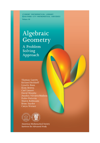 Algebraic Geometry: A Problem Solving Approach cover image