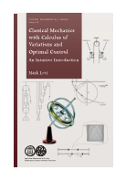 Classical Mechanics with Calculus of Variations and Optimal Control