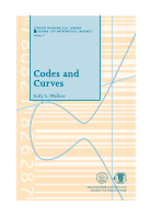 Codes and Curves