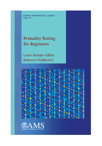 Primality Testing for Beginners cover image