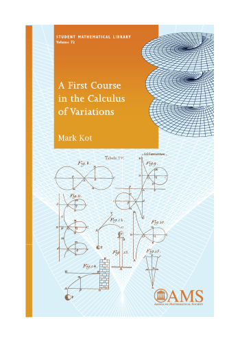 A First Course in the Calculus of Variations cover image