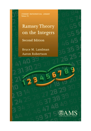 Ramsey Theory on the Integers: Second Edition cover image