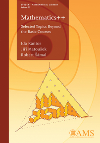 Mathematics++: Selected Topics Beyond the Basic Courses cover image