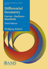 Differential Geometry: Curves -- Surfaces -- Manifolds, Third Edition cover image