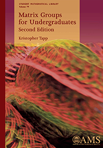 Matrix Groups for Undergraduates: Second Edition cover image