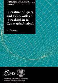 Curvature of Space and Time, with an Introduction to Geometric Analysis