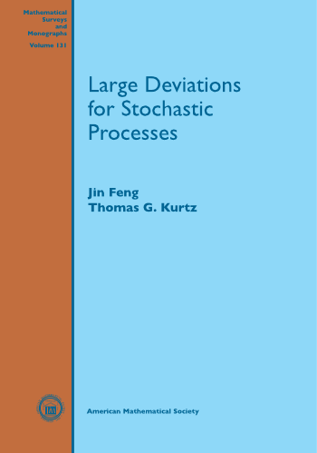 Large Deviations for Stochastic Processes cover image