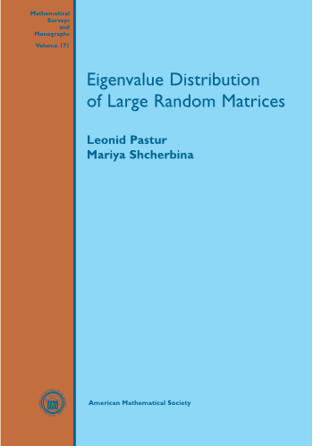 Eigenvalue Distribution of Large Random Matrices cover image