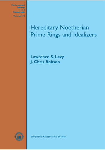 Hereditary Noetherian Prime Rings and Idealizers cover image