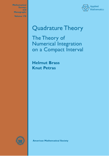 Quadrature Theory: The Theory of Numerical Integration on a Compact Interval cover image