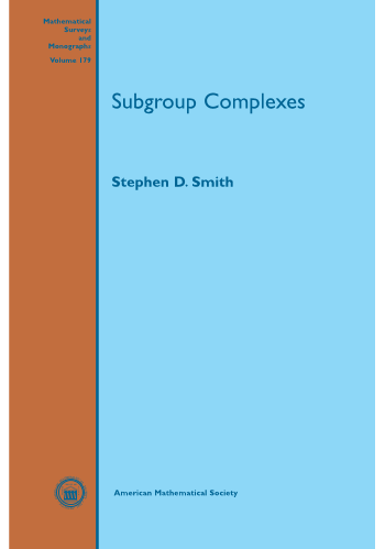 Subgroup Complexes cover image