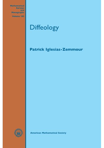 Diffeology cover image