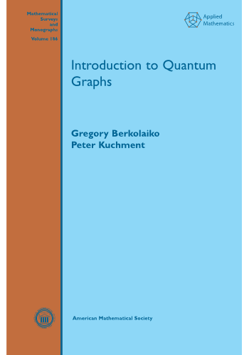 Introduction to Quantum Graphs cover image
