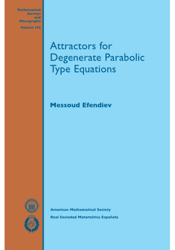 Attractors for Degenerate Parabolic Type Equations cover image